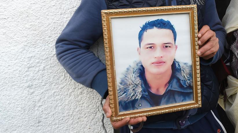 Anschlag in Berlin: Walid Amri, Bruder des mutmaßlichen Attentäters Anis Amri