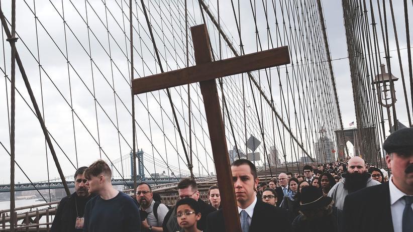 Gott-Christentum-Kreuz