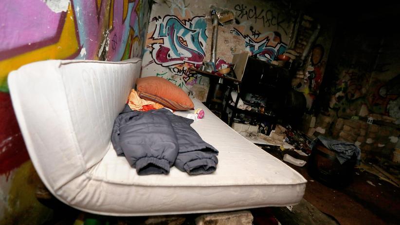 Wohnen: Zahl der Wohnungslosen in Deutschland steigt