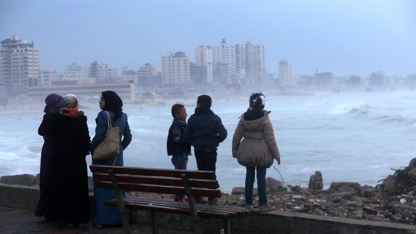Palästina: Laut den UN werde sich sich die Bevölkerung in den palästinensischen Autonomiegebieten bis 2050 verdoppeln.