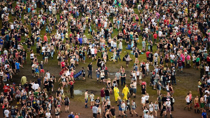 Einwohnerzahl: Ohne Zuwanderung würde Deutschlands Bevölkerung kleiner werden.