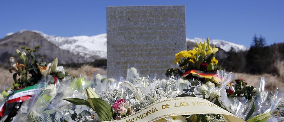 Flugzeugabsturz: Familie von US-Opfern verklagt Germanwings