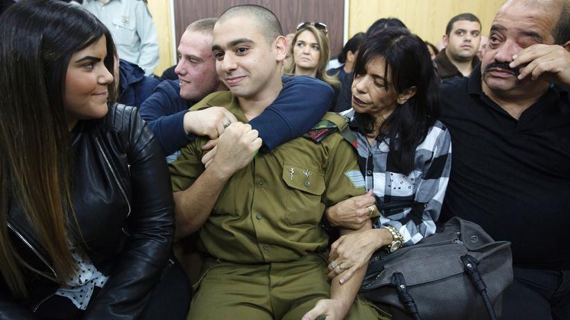 Hebron: Israelischer Soldat wegen Kopfschuss verurteilt