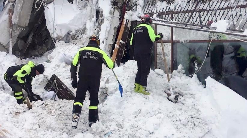 Italien: Rettungskräfte orten weitere Überlebende nach Lawinenunglück