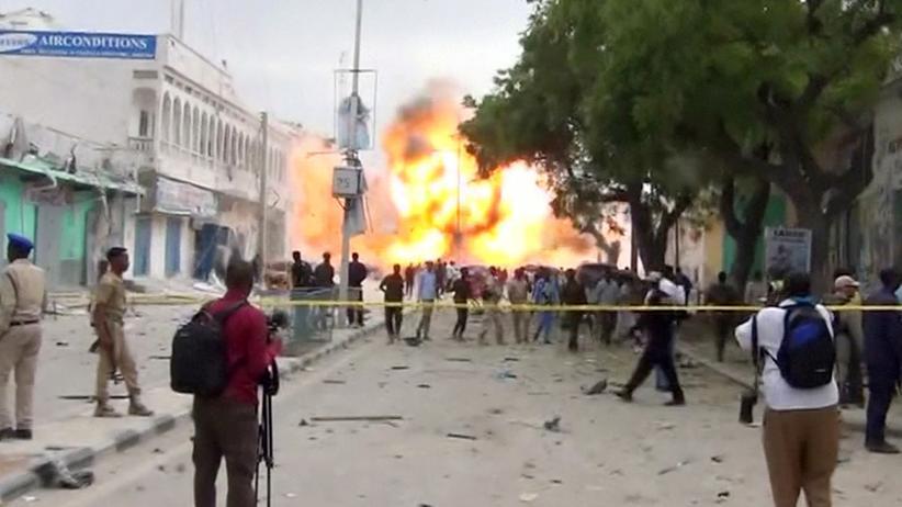 Somalia: Al-Shabaab verübt Anschlag auf Hotel in Mogadischu