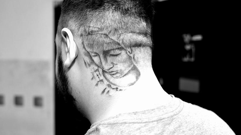 Tätowierungen von Häftlingen: Gnade auf der Haut