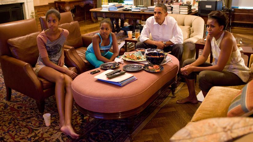 Weißes Haus: Wie leben Präsidentenkinder?