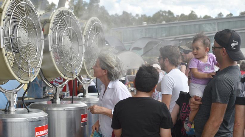 Australien: Hitzewelle führt zu Stromausfällen