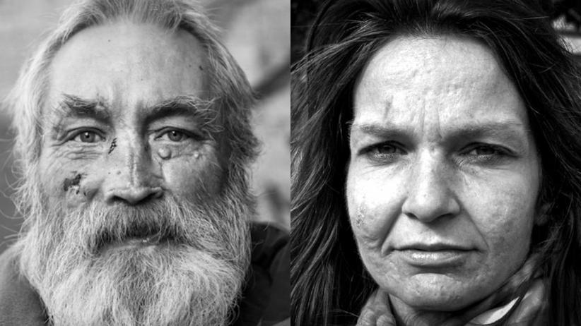 Obdachlosigkeit: Das sind die Gesichter der Menschen, an denen Sie sonst vorbeigehen