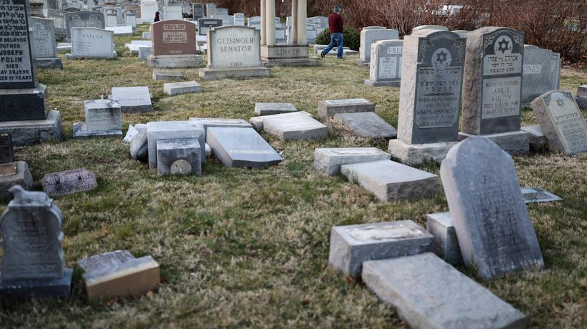Philadelphia Friedhof