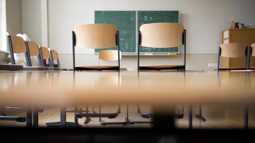 Tarifstreit: In zahlreichen Schulen Niedersachsens wird gestreikt.