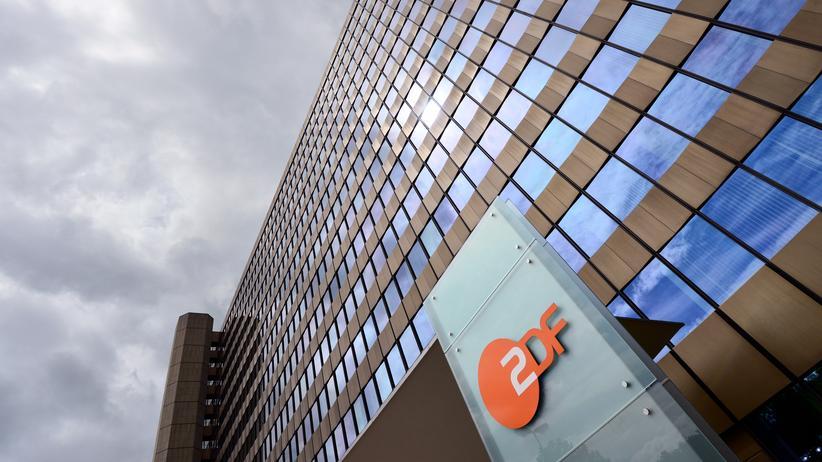 Lohngleichheit: Ein Gebäude des ZDF in Mainz