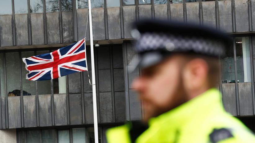 Anschlag in London: Polizei verhindert offenbar weitere Anschläge