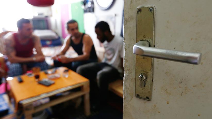 Bamf: Mehrere Asylbewerber in einem Hotel in Augsburg