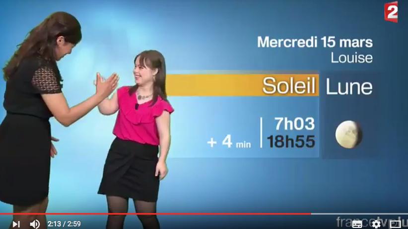 Junge Frau mit Down-Syndrom: Am Wochenende wird's schön – dank Mélanie Ségard