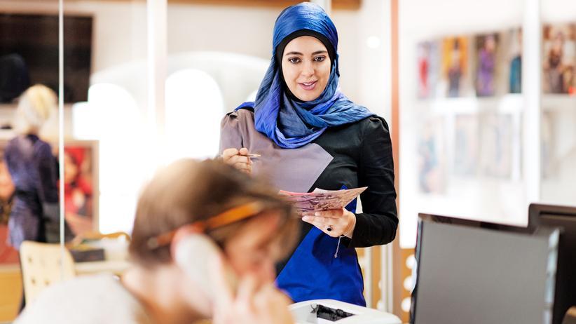 Europäischer Gerichtshof: Kopftuch am Arbeitsplatz: Unter bestimmten Bedingungen kann das verboten werden, sagt der Europäische Gerichtshof.
