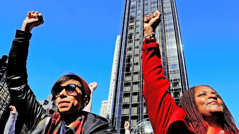 USA: Der Kern des Widerstands