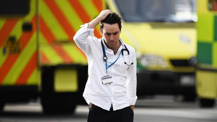 Angriff vor Westminster Palace: Im Herzen getroffen