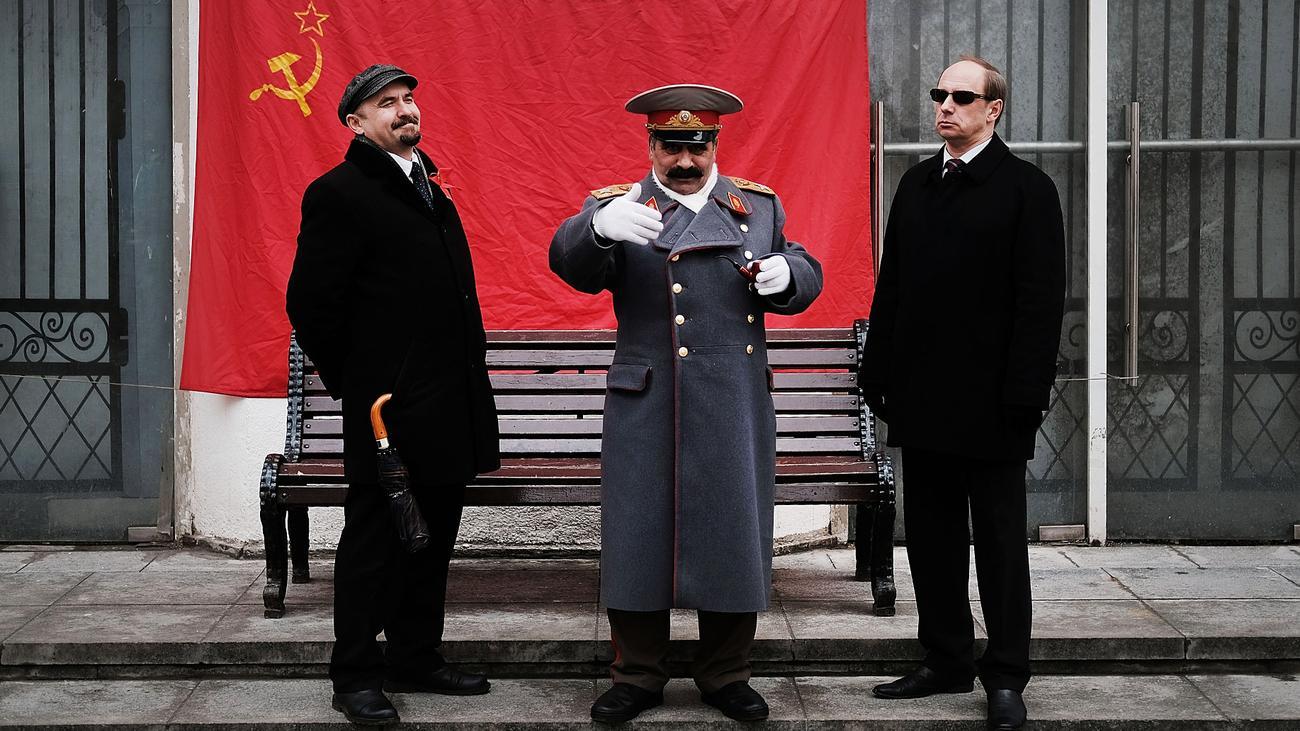 Partnersuche russische manner