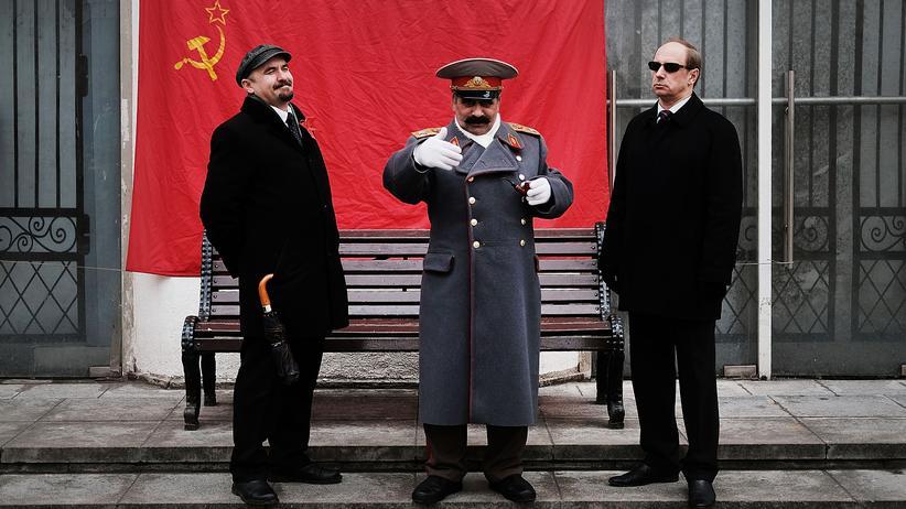 Russland: Galerie der starken Männer