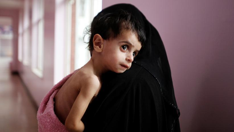 Krieg im Jemen: Geberkonferenz sagt Jemen eine Milliarde Dollar zu
