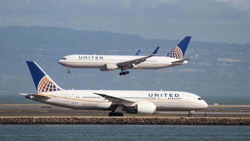 united airlines gepäck