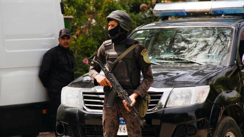 Ägypten: Mehr als 20 Tote bei Anschlag auf koptische Christen
