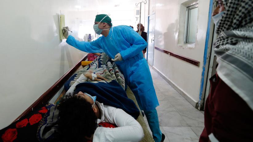 Jemen: Jemen ruft Notstand wegen Cholera aus