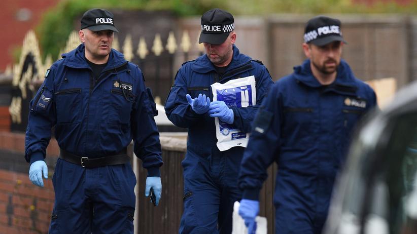 Großbritannien: Anschlag aus Rache?