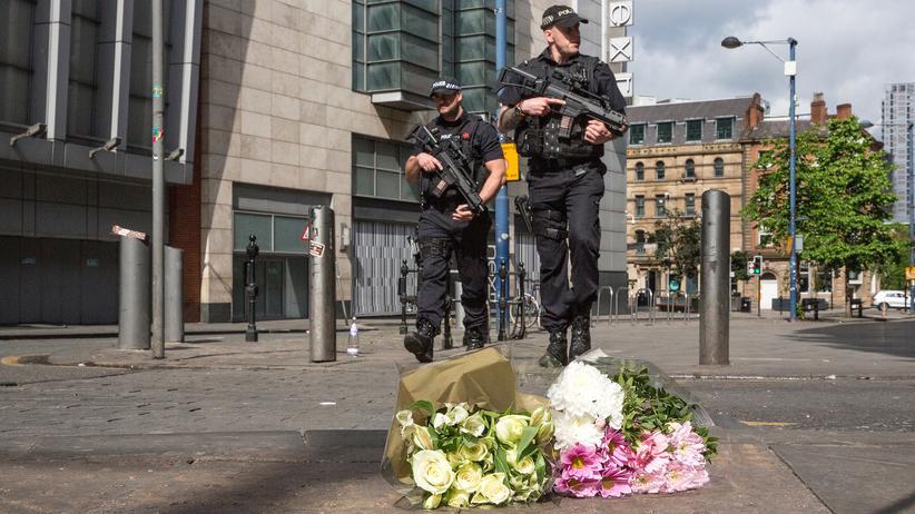 Attentat in Manchester: Festnahme nach Anschlag auf Popkonzert