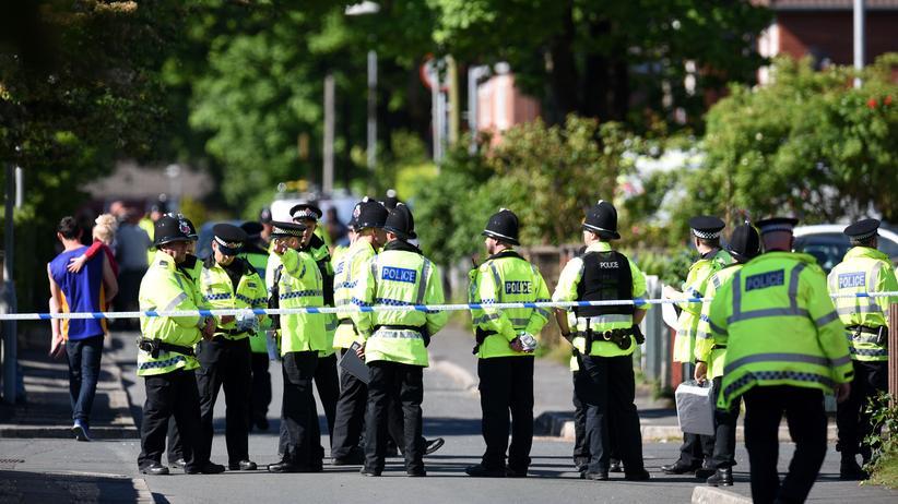 Selbstmordanschlag: Weitere Festnahmen nach Anschlag in Manchester