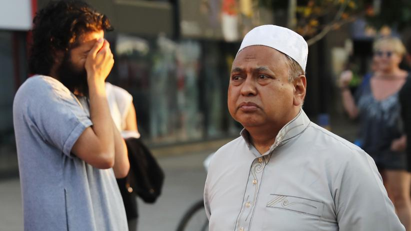 Anschlag in London: Angreifer wollte Muslime töten