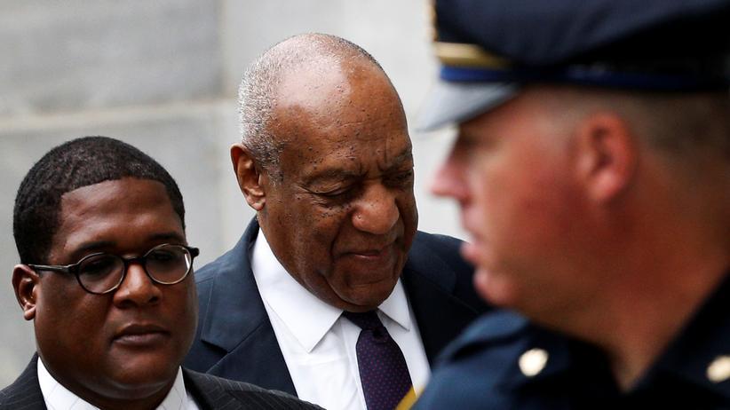 Bill Cosby: Bill Cosby und sein Sprecher Andrew Wyatt