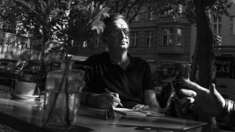 Deutschland spricht: Jochen Wegner im Gespräch mit Mirko, der anonym bleiben will