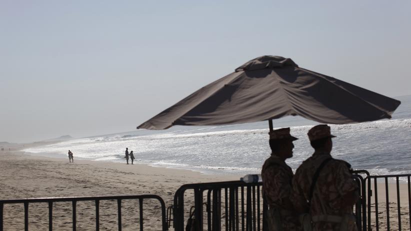 Mexiko: Massengrab in Urlaubsregion entdeckt