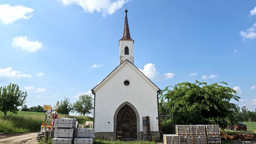 Unterflossing: Die Kapelle von Unterflossing