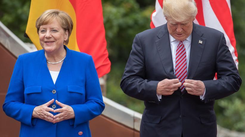 """Michael Kappeler: """"Nicht bloß Bilder, wo Trump mies guckt"""""""