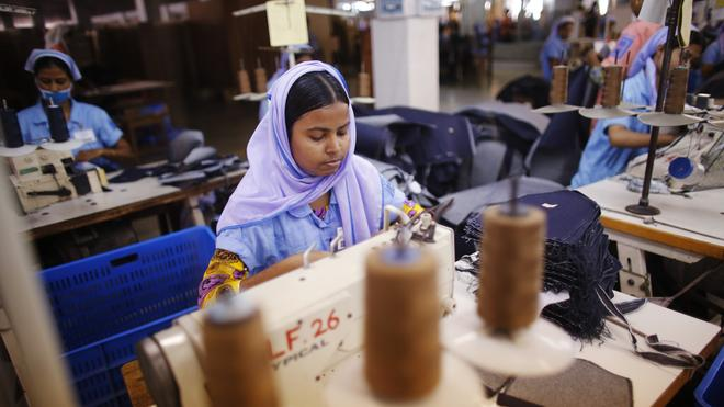 e9ae16cd270239 Mode aus Bangladesch  Schuften für fast nichts