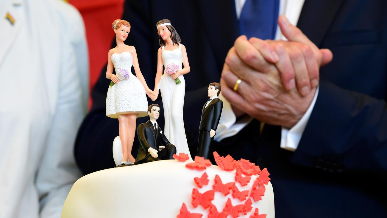 Ein Gesetz soll die Ehe neu definieren - WELT