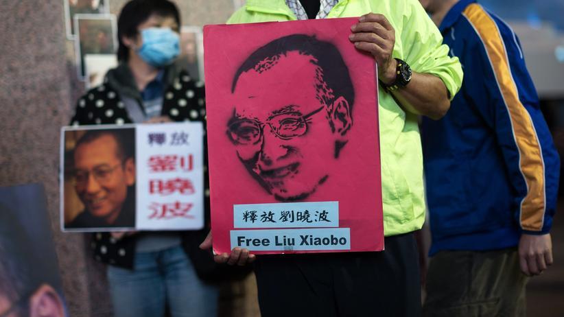Friedensnobelpreisträger: Chinesischer Dissident Liu Xiaobo in Lebensgefahr