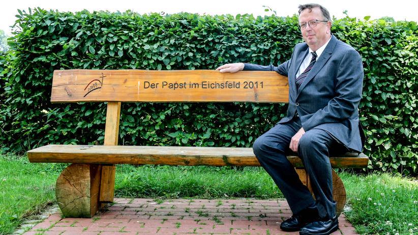 Gebietsreform in Thüringen: Der Beschützer des Eichsfelds