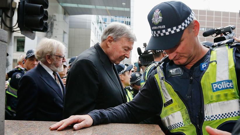 George Pell: Kardinal Pell bestreitet Missbrauch