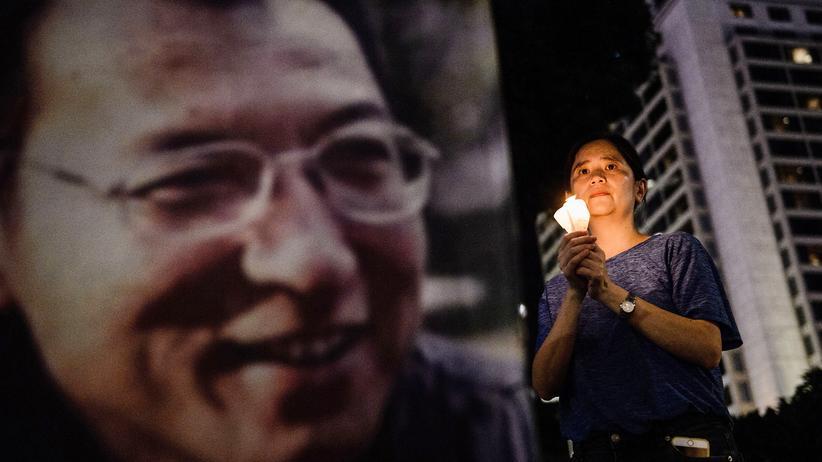 Liu Xiaobo: Sorge um chinesischen Friedensnobelpreisträger