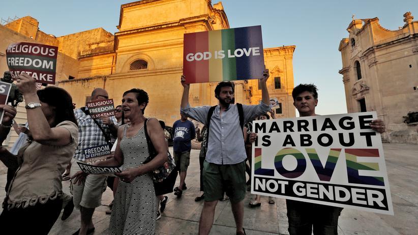 Gleichberechtigung: Malta führt Ehe für alle ein