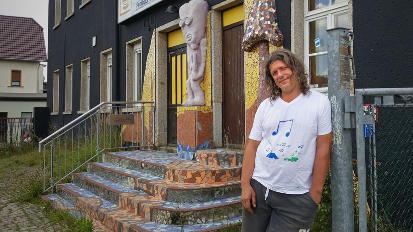 Bischofswerda: Der Hippie aus Sachsen