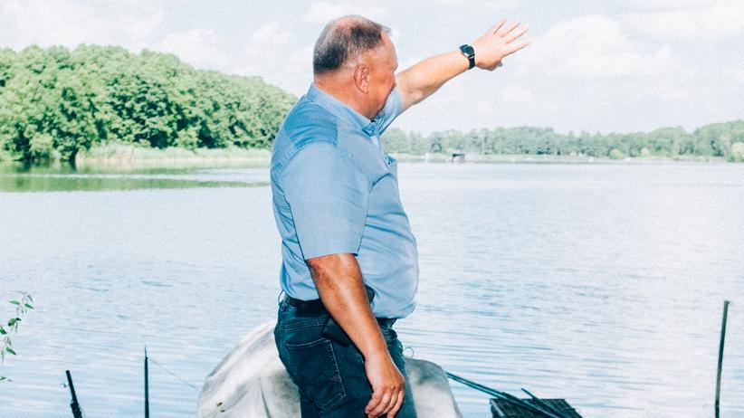 Bundestagswahl: Am See
