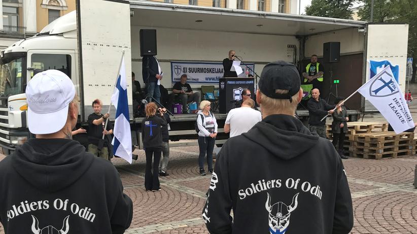 Finnland: Mehr fremdenfeindliche Angriffe nach Anschlag in Turku
