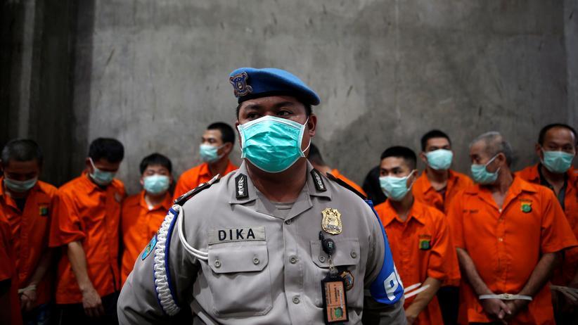 Amnesty International: Zahl getöteter Drogenhändler in Indonesien stark gestiegen