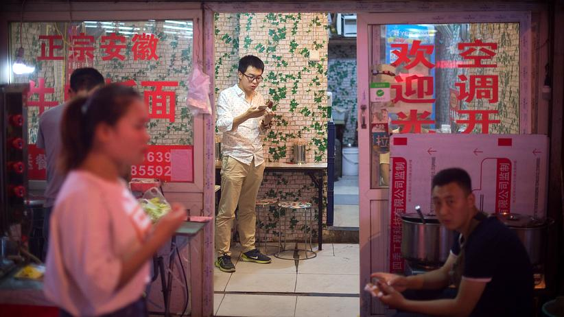 China: In Peking, Mai 2017