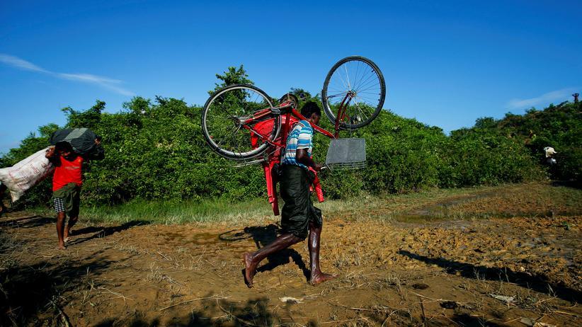 Myanmar: Tausende Muslime fliehen vor Gewalt